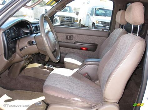 1999 Toyota Tacoma Interior by 1999 Toyota Tacoma Prerunner V6 Extended Cab Interior