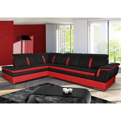 amazon canapé d angle chambre et noir