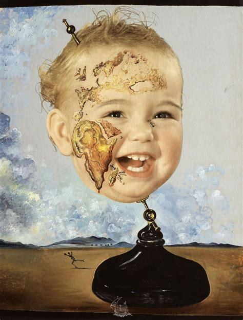 imagenes figurativas de salvador dali baby map of the world catalogue raisonn 233 of paintings