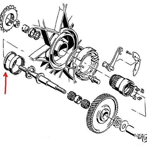 Motor Sachs Opinie by Simmeringi Komplet Wał Silnik Piasta Do Rower 243 W Z