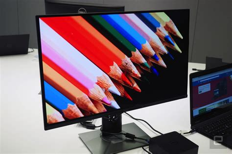 Monitor Oled dell announces up3017q 4k oled ultrasharp display that costs 4999 ces 2016 tech news and