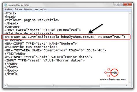 poner imagenes flotantes html c 243 digo para poner libro de visitas herramientas