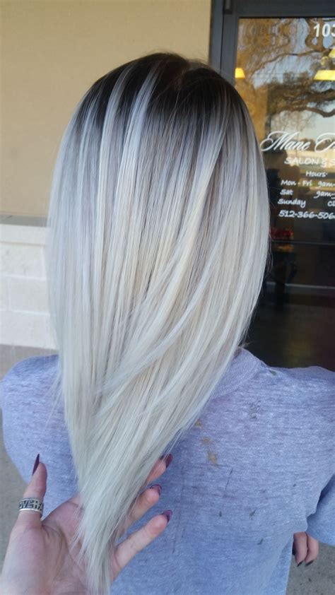 ideas  platinum blonde  pinterest