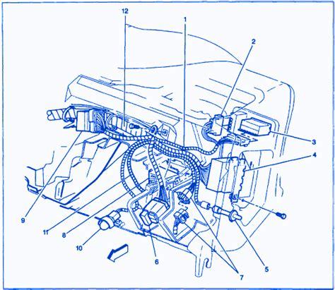 2001 sonoma wiring diagram wiring diagram and schematics gmc sonoma sls supercharged 2001 dash fuse box block circuit breaker diagram 187 carfusebox