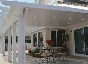 Patio Guys Orange County by Patio Cover Gallery Showtime Vinyl Fence Patio Cover