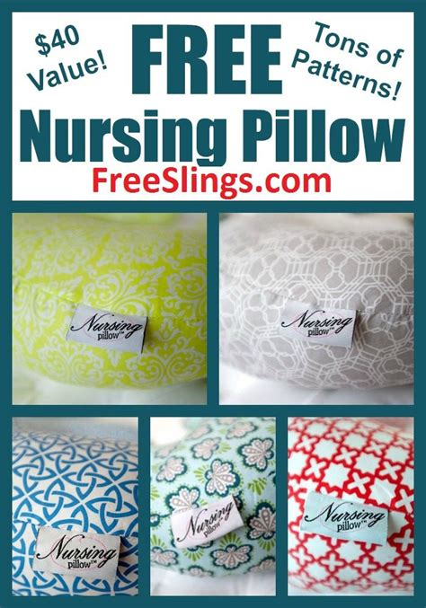 Pillow Promo Code by 1000 Ideas About Nursing Pillow On