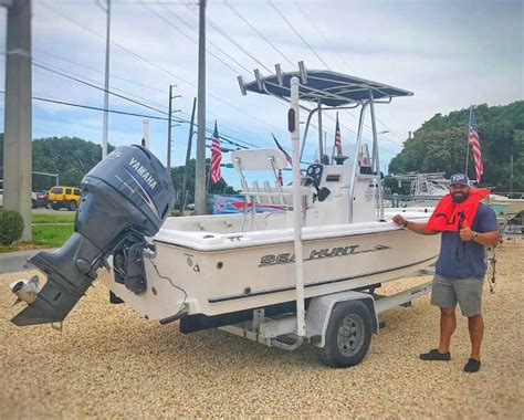 sea hunt boats key largo new and used boats for sale by boat depot in key largo fl
