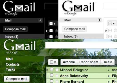 gmail themes pink google brings five new official themes for gmail users