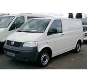 Novo Volkswagen T5 Transporter