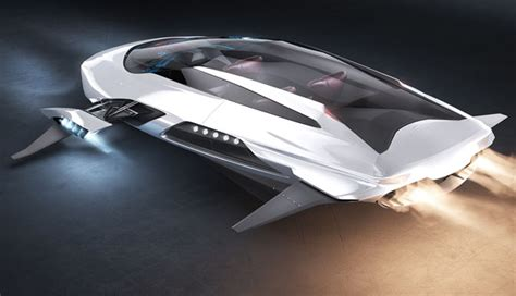 Hoover Kia by Kia Gerrida Jet Hover Car Concept By Rene Gabrielli Tuvie
