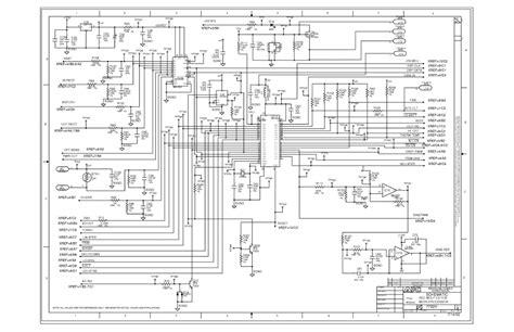 apc smart ups 1000 schematic diagram circuit and