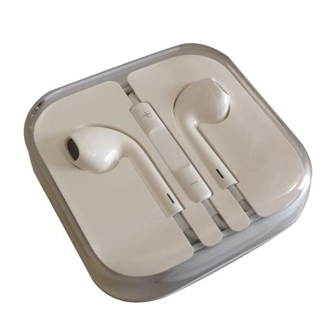 Headset Earphone Iphone Original apple earpods earphone headset iphone ipod 100 original elevenia