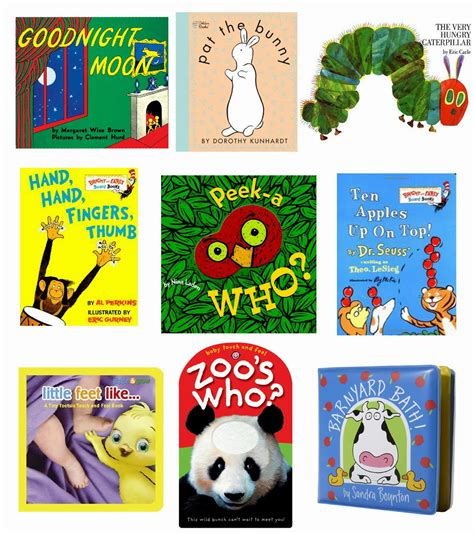 pictures of baby books a splendid best books for babies 0 12 months