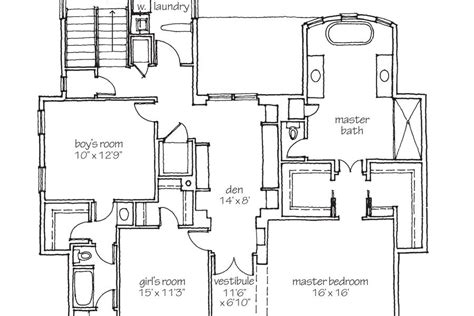 home floor plans southern living second floor southern living idea house 2010 bayou bend