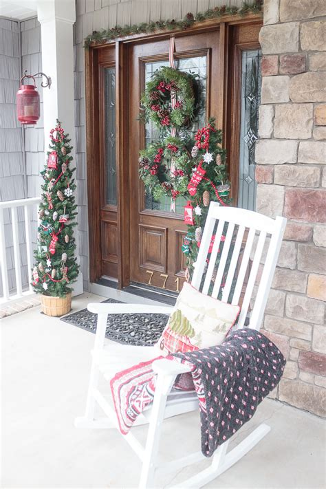 front door decorations vintage lodge style front door decor discover