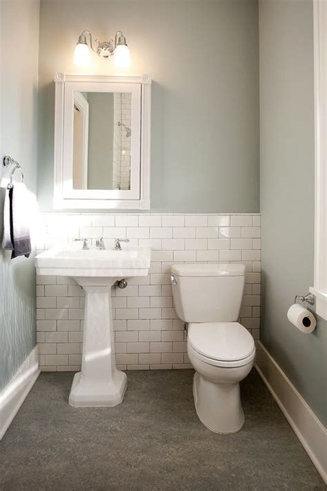 traditional powder room  powder room kohler white
