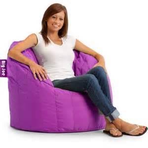 Walmart Big Joe Chairs - big joe lumin chair colors bag chairs purple