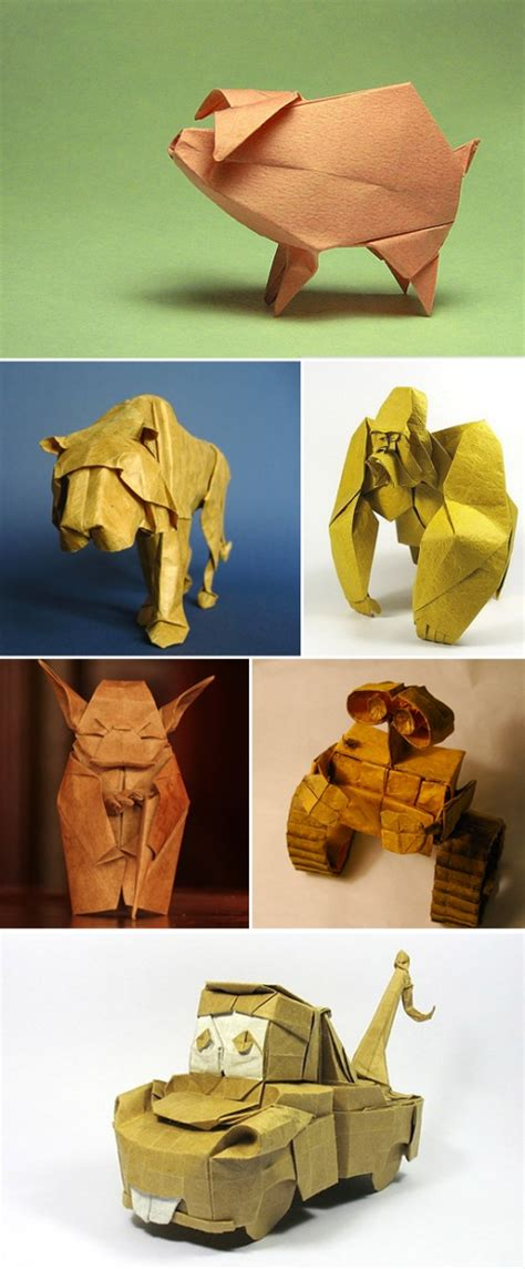 Origami Awesome - 17 best images about origami and paper sculptures on