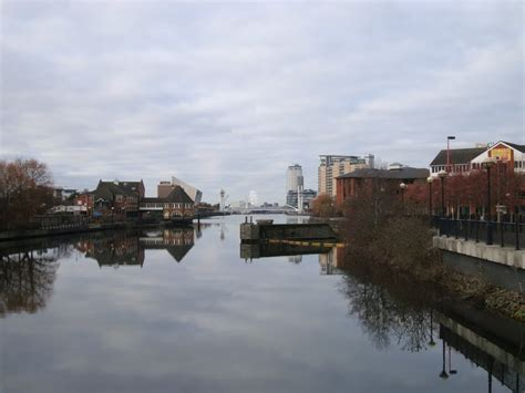 swinging bridge hotel trafford panoramio photo of manchester ship canal from trafford