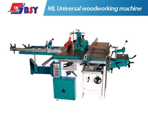 China Universal Woodworking Machines Combine Woodworking