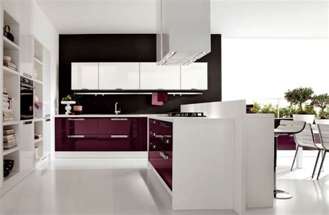 modern kitchen idea small purple kitchen ideas 7149 baytownkitchen
