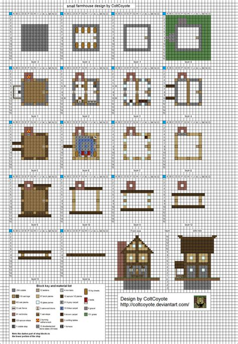 cool house plans for minecraft prototype floorplan layout mk3 wip by coltcoyote on deviantart