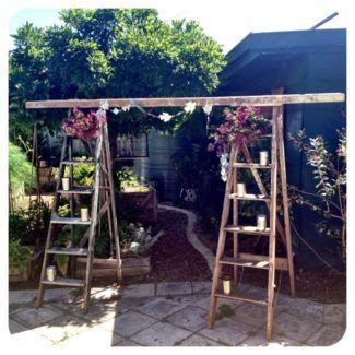 Garden Arbor Gumtree 106 Best Images About Wedding On Ladder