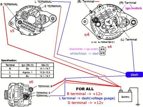 delco alternator conversion wiring diagram get free