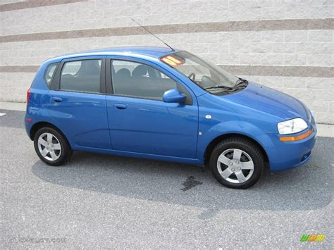 2008 bright blue metallic chevrolet aveo aveo5 ls 16909966 gtcarlot car color galleries