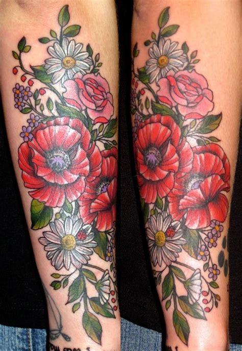 tattoo flower woman leg leg tattoo woman flowers cute tattoo
