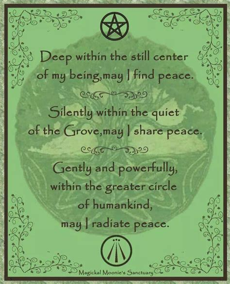 witches prayer 17 best images about magic and spells on