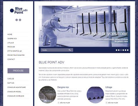 creare layout newsletter web design creare site bluepoint adv