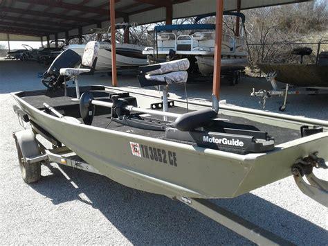 tracker jon boat a vendre used tracker jon boats for sale boats