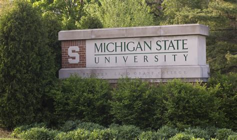 Michigan State Mba School by Msu Board Adopts Budget Guidelines Sets Tuition