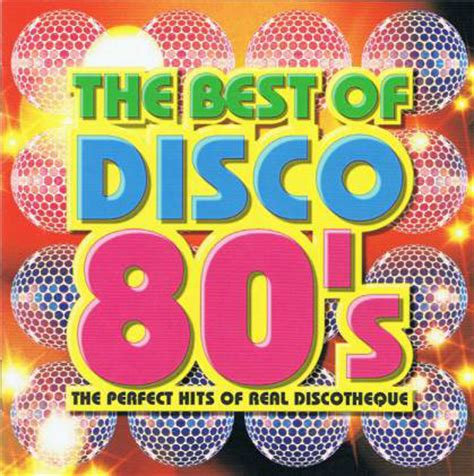 best disco various the best of disco 80 s the hits of real
