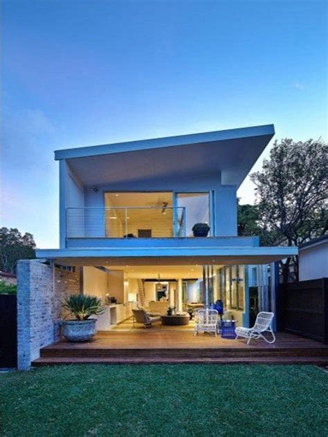 inspired vibes delivered by modern home in bondi