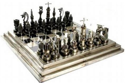 Designer Chess Sets by 53 Strange Chess Board Sets Curious Funny Photos Pictures