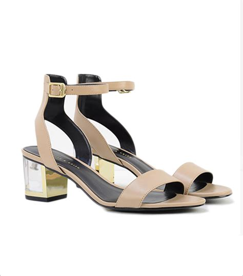 Strappy Heels Charles And Keith 10 neutral heels to wear with any s day hauterfly