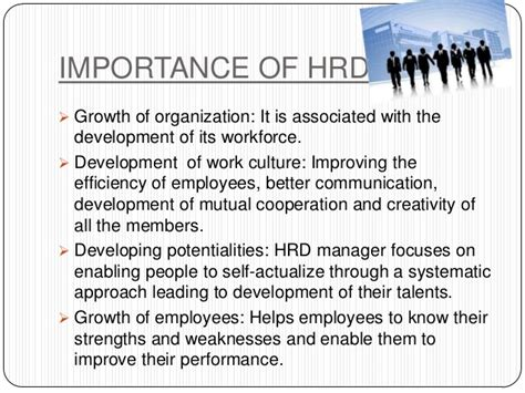 Human Resource Development Notes For Mba Ppt by Development Of Human Resource Kullabs
