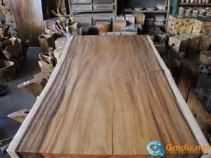 Custom Made Dining Table Singapore Solid Wood Slab Indogemstone