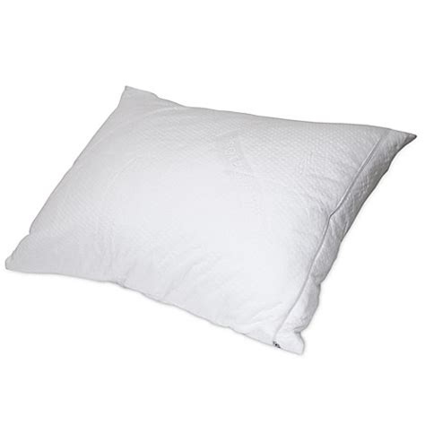 protect a bed pillow protector protect a bed 174 signature series pillow protector bed bath beyond