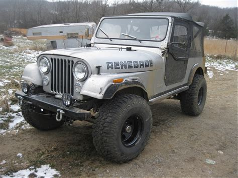 1984 Jeep Cj7 Odinofasgard S 1984 Jeep Cj7 In Elkins Ar