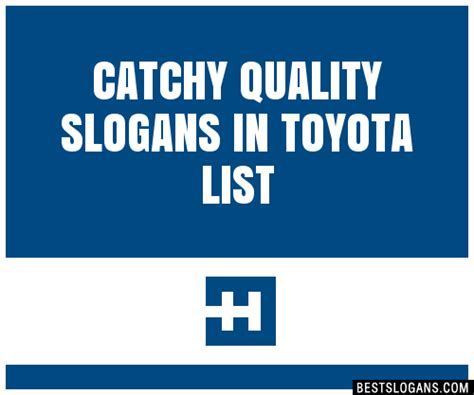 toyota slogan 30 catchy quality in toyota slogans list taglines