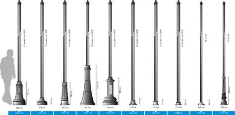 pali illuminazione pubblica prezzi illuminazione gt pali acciaio ghisa serie 300 gt riepilog