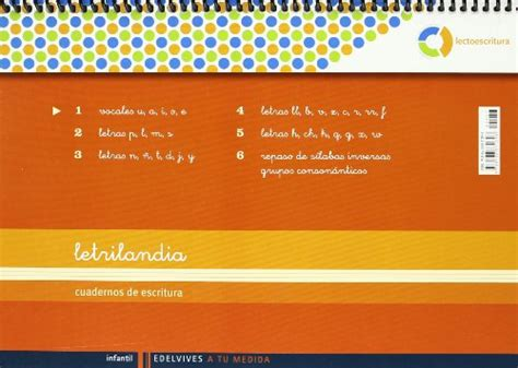 letrilandia a tu medida letrilandia lectoescritura cuaderno 1 de escritura pauta montessori a tu medida entorno