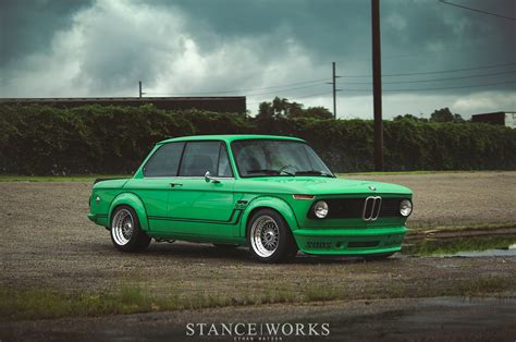 green bmw signal green bmw 2002 turbo is a work of art autoevolution