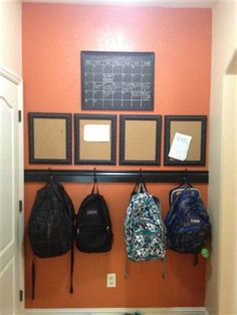 backpack storage solutions backpack storage ideas on pinterest backpack storage