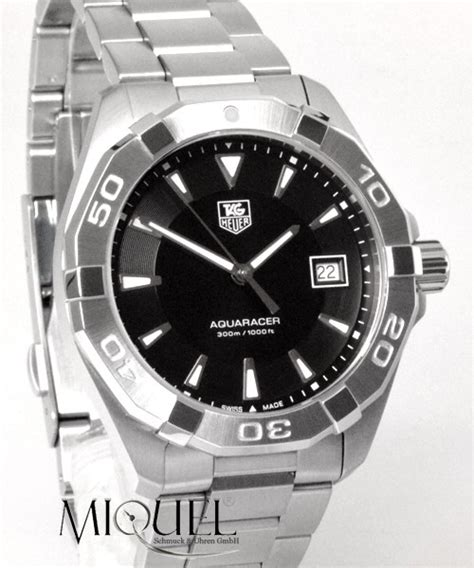 Tag Heuer Aquaracer Way1110 Ba0928 tag heuer aquaracer 300m quarz referenz ref way1110