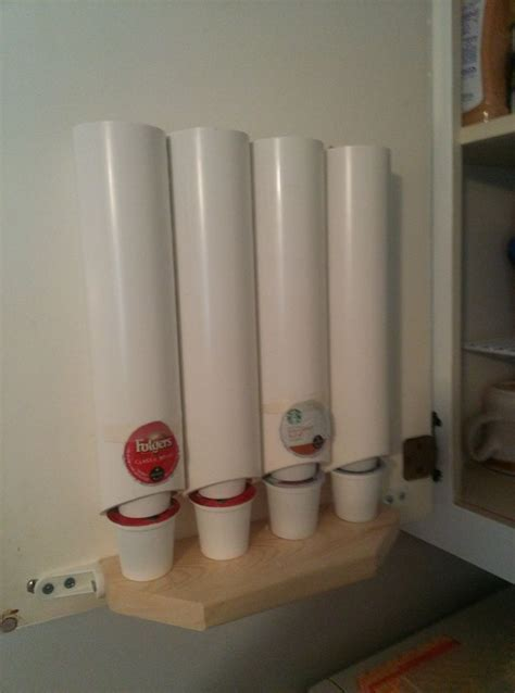 Shelf Of K Cups by 1000 Images About K Cup Storage On Home Coffee Bars Great Coffee And Storage
