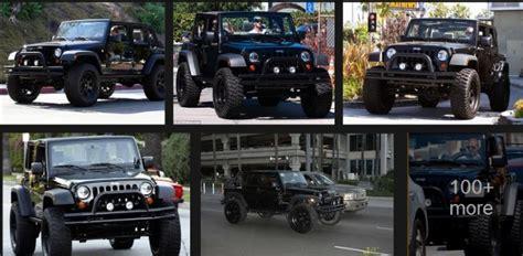 David Beckham Jeep David Beckham Cars Collections 2013 14